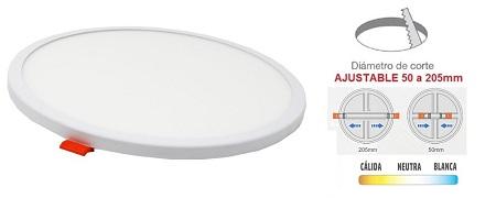 downlight-panel-led-extraplano-corte-ajustable