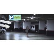 Tubo LED Detector Movimiento