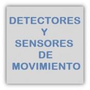 Detector y Sensor de Movimiento