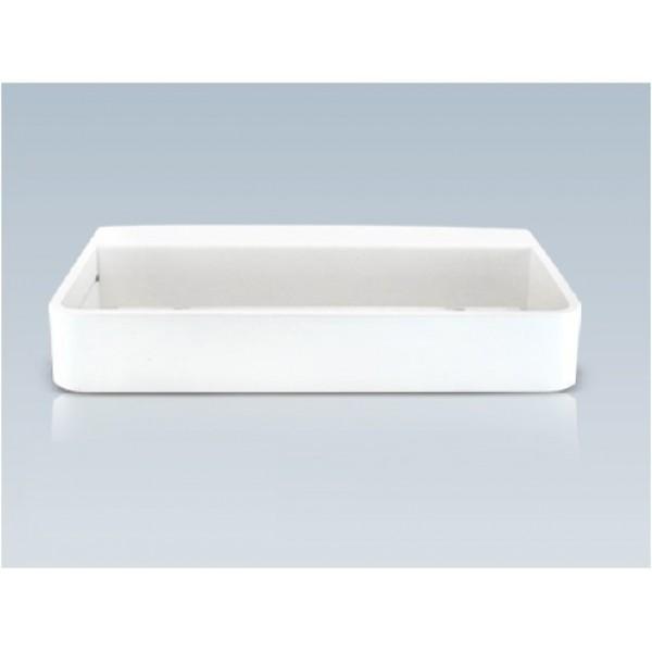 Aplique pared Blanco IP20 230mm 6w 3000ºK