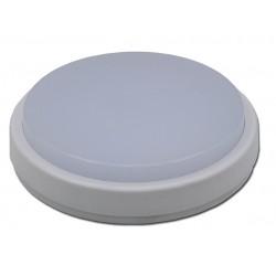 Plafón LED superficie Redondo 8W IP65