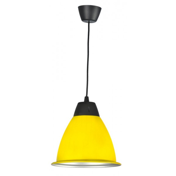 Campana LED Decorativa 30W Amarillo