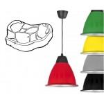 Campana LED Decorativa 30W, Especial Carnicería