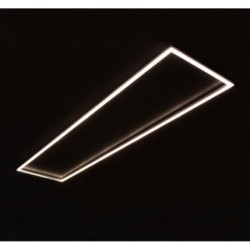 Panel LED Marco Luminoso 300X1200mm 40W