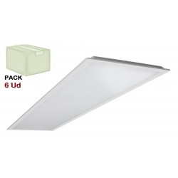 Panel LED Backlight 600X1200mm 90W Marco Blanco P6