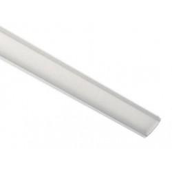 Difusor Glaseado para perfil PS1708, PE2308, PS1715, PE2315, PA1818, PR2117, PSC1531, barra 2 mts.