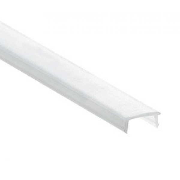 Difusor Glaseado para perfil superficie PS2410A, barra de 3 Metros