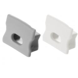 Tapa Final salida cable para perfil superficie PS1715