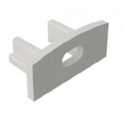 Tapa Final salida cable para Perfil Aluminio Superficie LINE PS1707B
