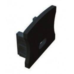 Tapa Final salida cable para Perfil Aluminio Superficie LINE PS1714N