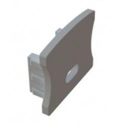 Tapa Final salida cable para Perfil Aluminio Superficie LINE PS1714P