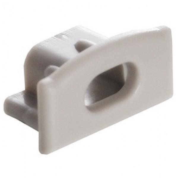 Tapa Final salida cable para perfil superficie PS2410A