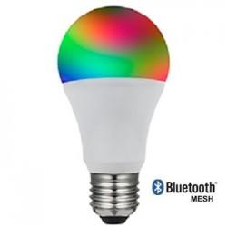 Lámpara LED Standard E27 9W SMART