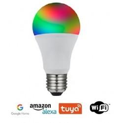 Lámpara LED Standard E27 9W SMART Wifi