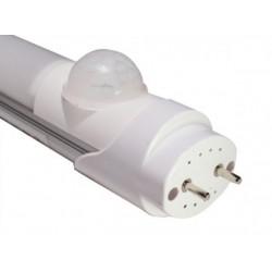 Tubo LED T8 600mm 9W con detector por infrarrojos
