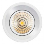 Foco Downlight LED COB Orientable Redondo Blanco Ø86mm 9w Konic