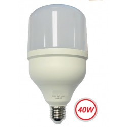 Lámpara LED AP T120 E27 40W