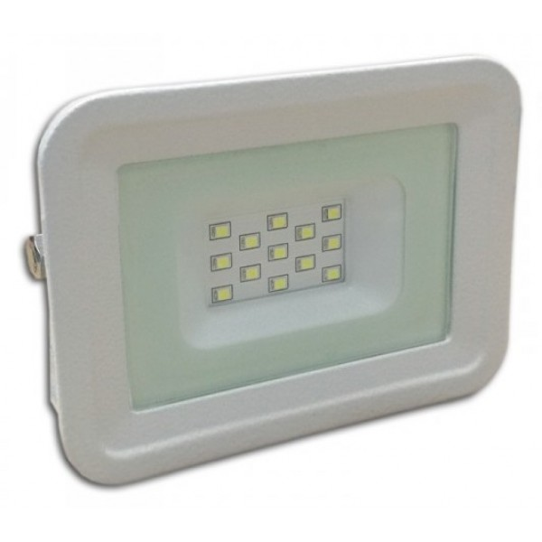 Foco Proyector LED exterior Slim Blanco NEOLINE class 10W IP65 SMD