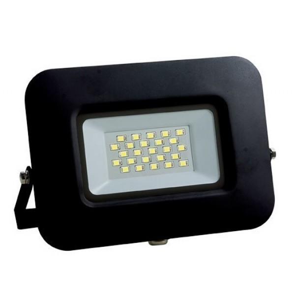 Foco Proyector LED exterior Slim Negro NEOLINE PREMIUM 10W IP65 SMD