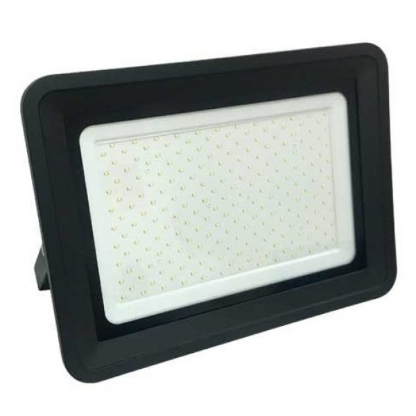 Foco Proyector LED exterior Slim Negro NEOLINE Class 200W IP65 SMD