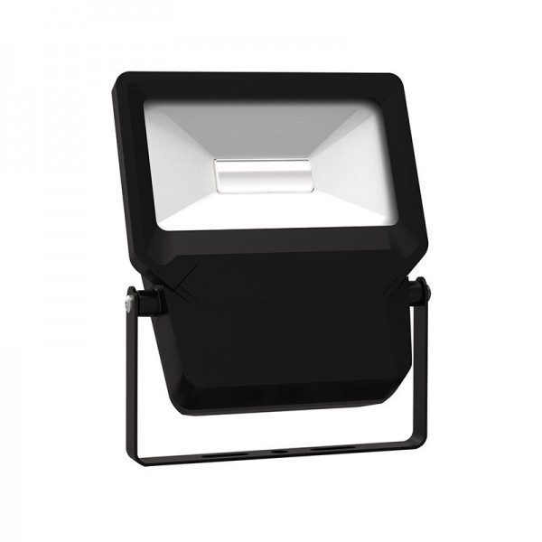 Foco Proyector LED exterior Slim NEO ENERGY Negro 50W IP65 SMD