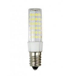 Lámpara LED Tubular E14 16x55mm 5W