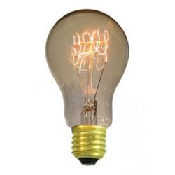Lámpara STD A60 E27 40W Filamento Carbono