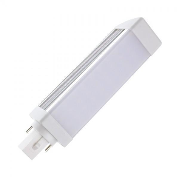 Lámpara LED PL G24 Opal 900LM 9W SMD2835
