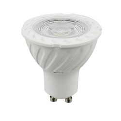 Lámpara LED GU10 SMD 5W 80º