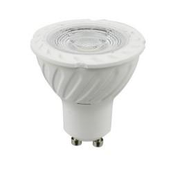 Lámpara LED GU10 SMD 6W 80º