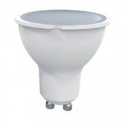 Lámpara LED GU10 SMD 7W 120º