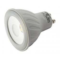 Lámpara LED GU10 7W 120º