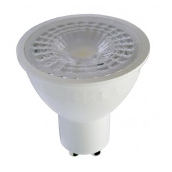 Lámpara LED GU10 SMD 7W 38º