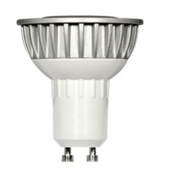 Lámpara LED GU10 COB Sharp 8W 55º