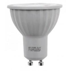 Lámpara LED GU10 SMD 8W 60º