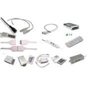 Accesorios conexión Tiras LED