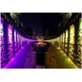 Bañador LED de pared lineal