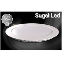 Downlight panel Redondo 225mm LED 18W Blanco Neutro