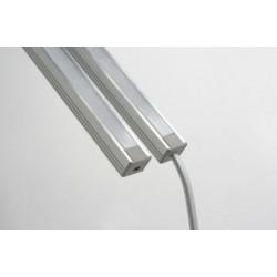 Tapa Final salida cable para perfil anodizado PS2011A, PE2812A