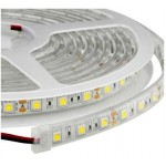Tira LED 5 mts Flexible 48W 600 Led SMD 3528 IP54 Blanco Cálido Alta Luminosidad