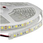 Tira LED 5 mts Flexible 72W 300 Led SMD 5050 IP20 Blanco Cálido Alta Luminosidad