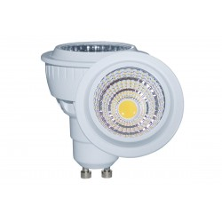 Lámpara LED GU10 COB 6W 5000ºK