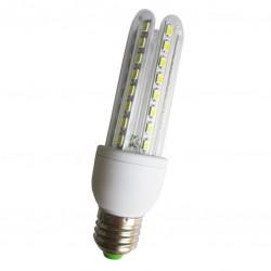 Lámpara LED E27 12W 240V