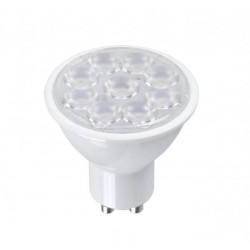 Lámpara LED GU10 SMD 5W 36º