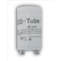 Cebador para la instalación de tubos LED