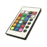 Tira LED Flexible RGB  2x50cm con mando para televisor TV -Kit-