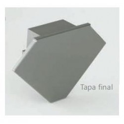 Tapa Final para perfil angulo anodizado PA1919A, PA1919AN