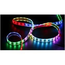 Tira LED 230V RGB 60L/mt. SMD 5050 IP65, Venta por metros