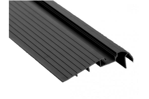 Perfil escalera aluminio anodizado 105 6x28 4mm para tiras - Perfil aluminio anodizado ...