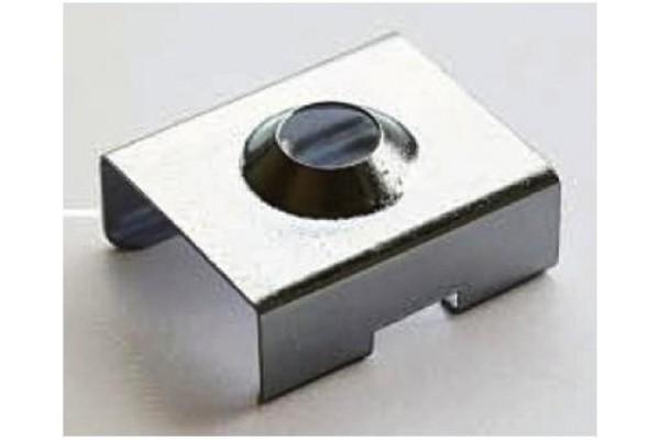 Grapa sujeci n para perfil aluminio anodizado certificado - Perfil aluminio anodizado ...
